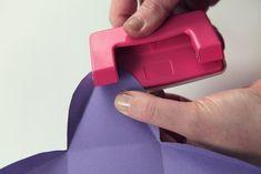 DIY Cute Simple Pyramid Gift Box | GoodHomeDIY.com Follow Us on Facebook --> https://www.facebook.com/pages/Good-Home-DIY/438658622943462?ref=hl