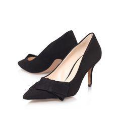 kurtail, black shoe by nine west - women shoes