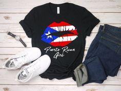 Puerto Rico Se Levanta Pray for Puerto Rico Toddler Girls T Shirt Kids Cotton Short Sleeve Ruffle Tee