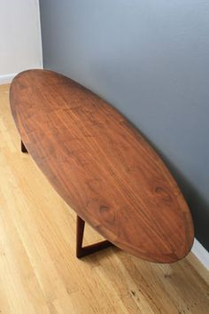 vintage 1960s surfboard coffee table declarationby dejavulb