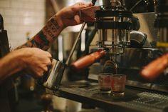 Lift Coffee Roasters La Marzocco Strada liftcoffeeroasters.com