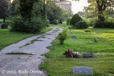 WASHINGTON PARK CEMETERY, THE FORGOTTEN BURIAL PLACE