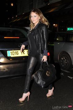 I really want a pair of leather skinnys...anyone know a good place to find them?