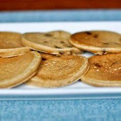 Mini Mocha Chip Pancakes