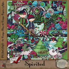 Spirited {PU/S4O/S4H} [wt_spirited] - $6.49 : Scraps N Pieces Store