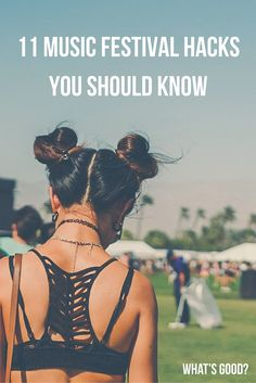 Life-saving music festival hacks every raver should know!