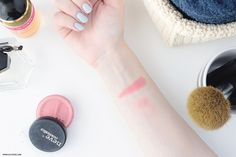 Blush London Mood Neve Cosmetics - Review e Swatches