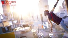 一人称視点で広大な街を自由に駆け回ろう - Mirror's Edge™ Catalyst - 公式サイト