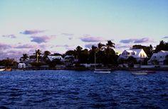 Harbour island, Bahamas.  #Harbourisland #island #Bahamas #sebastus #yachting
