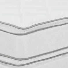 king corsicana double sided pillow top mattress corsicana