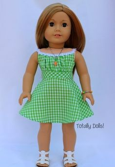 Totally Dolls! Clothing & Accessories for American Girl Dolls