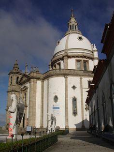 Santuário Nossa Senhora do Sameiro-Portugal