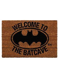 Buy Batman Welcome To The Batcave Door Mat | Oneposter.com | UK Store