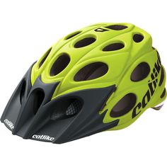 CATLIKE Leaf Bike Helmet with Visor, Yellow, Medium - Exactly what we wanted at a great price.This Catlike that is ranked 106455 in the list of the top-selling Single Speed Mountain Bike, Full Suspension Mountain Bike, Mountain Bicycle, Buy Bike, Bike Run, Bmx Helmets, Car Bike Rack, Mountain Bike Reviews, Mountain Bike Helmets