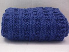 Gauge isn't critical, but it is designed for one skein of Cotlin yarn.