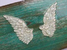 Verre de mer ange ailes Tenture murale mer plage maison par SignsOf
