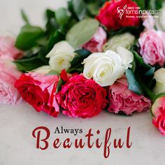 No matter what, somethings are always beautiful! http://www.fnp.ae/ #fernsnpetalsUAE #flowers #beautiful #always