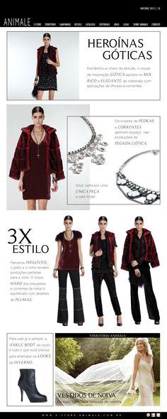 Editorial 10 - Heroínas Góticas - Inverno 2013