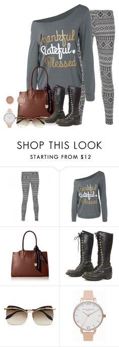"""""""Untitled #2160"""" by skinny-jeannie ❤ liked on Polyvore featuring Blue Inc Woman, London Fog, Nana', Alexander McQueen, Olivia Burton and Michael Kors"""