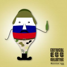 National Egg Collection - Russian egg