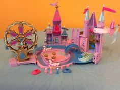 Trendmasters Ferris Wheel Starcastle Like Polly Pocket | eBay