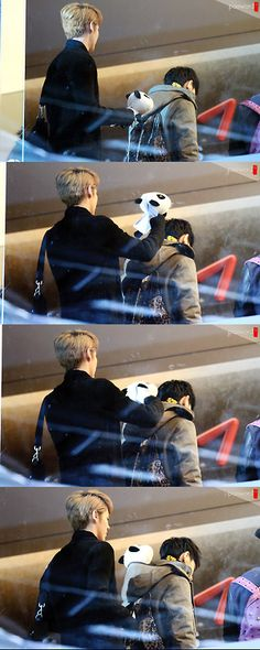 Kris and Tao