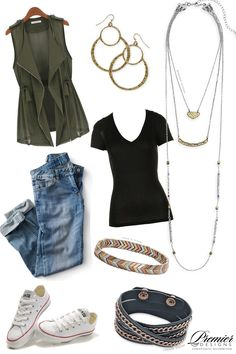 This is my favorite casual go-to look. Easy, breezy! #pdstyle Lisanewman.mypremierdesigns.com View my online catalog!
