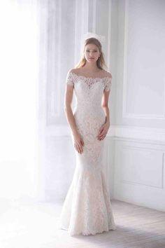 timeless Madison James wedding dresses