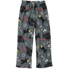 Landen...Lego Star Wars Boys' Pajama Pant