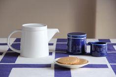 ずっと使えるシンプルで機能的なモノ白山陶器のコンディメントとM型シリーズ