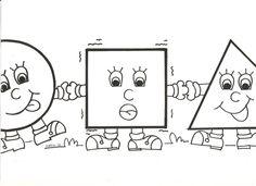 cosetes d'infantil: imatges conte del rectangle