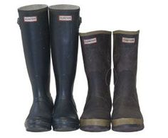 Good quality wellingtons are made from natural rubber and it needs looking after just as a leather pair of boots do. If you do not look after the rubber then is will last