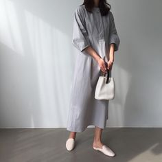 ˗ˏˋnovacaneˊˎ˗ 50 Fashion, Minimal Fashion, Modest Fashion, Girl Fashion, Fashion Looks, Asian Style Dress, Effortlessly Chic Outfits, 50 Style, Korean Fashion Trends