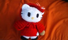 hello kitty caperucita