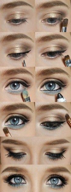 makeup eye makeup