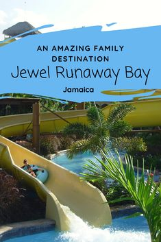 Jewel Runaway Bay Resort in Jamaica is a fantastic all-inclusive Caribbean vacation destination with a fantastic water park and wonderful beach. Visit Jamaica, Jamaica Resorts, Jamaica Vacation, Best Vacation Destinations, Vacation Trips, Wedding Destinations, Jewel Runaway Bay Jamaica, Famous Places In France, All Inclusive Family Resorts