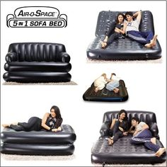 Air-O-Space Sofa Bed | Homemark | Your mark of quality