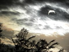 The best place to see the eclipse was across Asia and parts of the western United States. It was the first solar eclipse visible in North America in nearly 18 years.