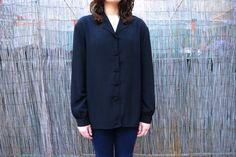 https://www.facebook.com/pages/Any9Sense-Clothing/391374804292247?ref=hl #camisa #black #vintage #moda #fashion #any9sense