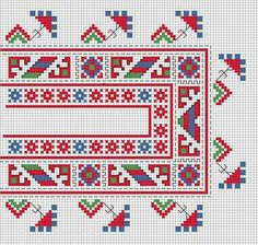 This Pin was discovered by Ell Floral Embroidery Patterns, Folk Embroidery, Learn Embroidery, Cross Stitch Embroidery, Cross Stitch Patterns, Machine Embroidery, Embroidery Designs, Vintage Cross Stitches, Hexagon Pattern