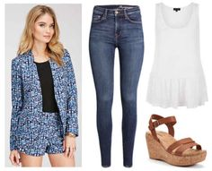 Fabulous Find of the Week: Forever 21 Abstract Print Blazer - College Fashion