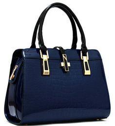 Elegante Cartera  Elegant Handbag Leather Bags 1792d303cacc5