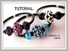 Tutorial Pandorina con Superduo/ Twin Beads, Bicono Swarovski 4 mm, Rocailles - DIY Beaded Bead