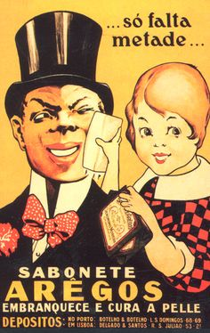 Sabonete Arêgos - 1917 - Propagandas Históricas | Propagandas Antigas