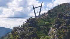 World's longest pedestrian suspension bridge is opening in Portugal - CNN 09-10-2020 | 516 Arouca -- so called because it's 516 meters long and is in the town of Arouca, an hour south of Porto -- will connect Aguieiras Waterfall and Paiva Gorge and is the latest adventure offering in the Arouca Geopark, known for its extreme sports.