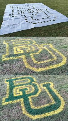 Giant Baylor Univers
