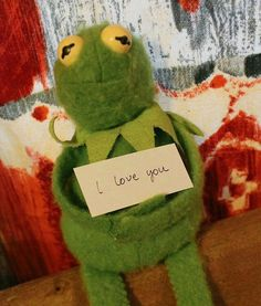 Memes Kermit The Frog The Muppets Super Ideas Funny Love, Cute Love, New Memes, Funny Memes, Freaky Memes, Meme Meme, Sapo Kermit, Sapo Meme, Kermit The Frog