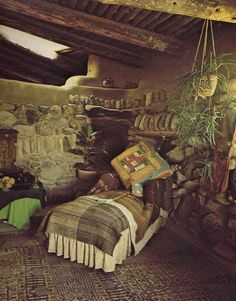 earthship bedrooms | Image detail for -bohemian bedroom bohemian decor boho gypsy bohemian ...