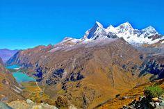 Epic Trekking Trails In The World: Santa Cruz Trek, Cordillera Blanca, Peru Bolivia, Ecuador, Trekking, Costa, South Georgia Island, West Highland Way, Continental Divide, Excursion, Mount Fuji