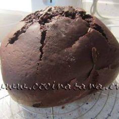 ▷ Plum cake de Chocolate con Máquina de Pan: cómo hacerlo en casa Receta Pan Brioche, Deli, Crockpot, Muffin, Pudding, Bread, Baking, Breakfast, Desserts